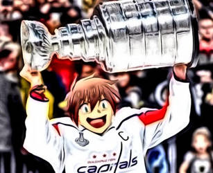 Kazuma: Stanley Cup Champion in this Strange Land! by Delta757-200
