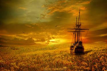 A Sailor's View by Secretadmires