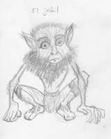 Joshil sketch by inejwstine