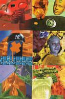 Color Scheme Collages 2 by inejwstine