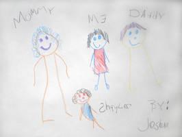 My Family by inejwstine