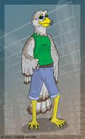 Kraal Character Sheet by inejwstine