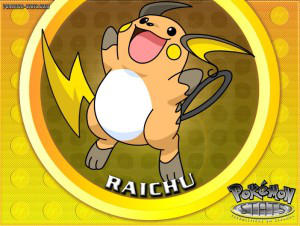 TheElectricRaichu's Profile Picture