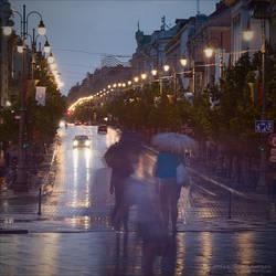 Hot Rain by rici66