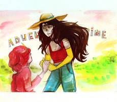 Adventure adventure by GlykoNat
