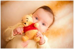 My favorite Winnie the Pooh by Templas