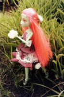 Elessia - MH Custom Doll by Saiccu