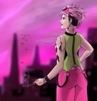 Cyber Saiccu by Saiccu