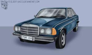Mercedes-Benz by Saiccu