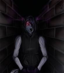 I serve you some darkness by Saiccu
