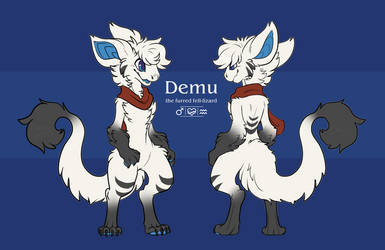 Demu Reference 2018 by Eltykins