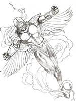 New Darkhawk by beamer