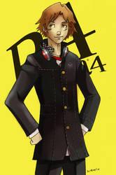 P4: Yosuke Hanamura by beamer