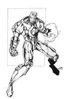 ironman by beamer