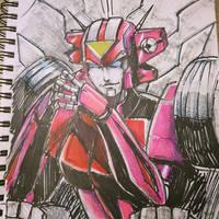 Elita 1 Sketch by beamer