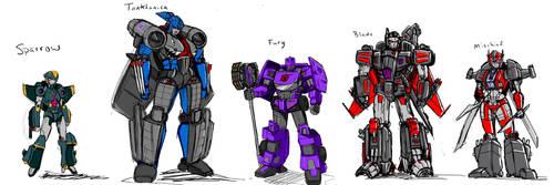 TFOC: Team Blade by beamer