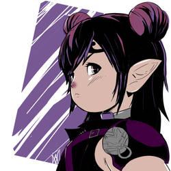 FFXIV: Arcadia Lunashine by beamer