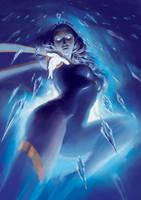 Storm - X Men by AlexKemp