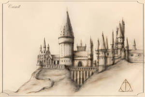 Hogwarts by cristell15