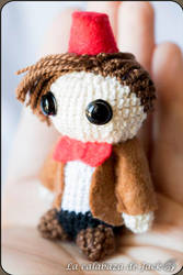 11 Doctor Who Amigurumi by cristell15