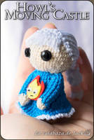 Sophie Amigurumi by cristell15