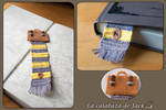 Newt Scamander Bookmark - Fantastic beasts by cristell15