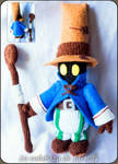 Vivi Amigurumi (Final Fantasy) by cristell15