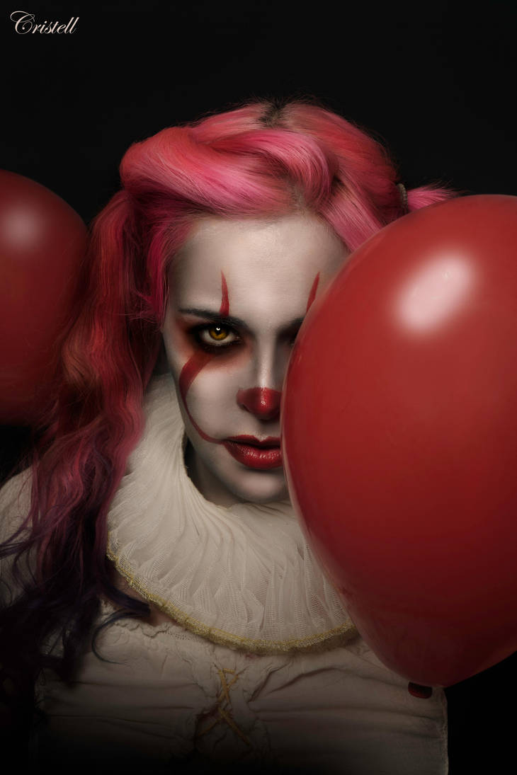 Pennywise by cristell15