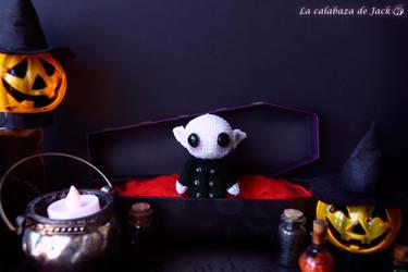 Nosferatu Amigurumi by cristell15