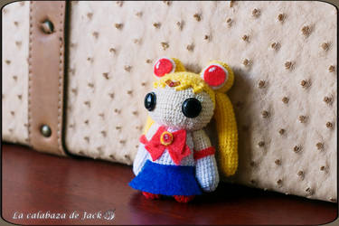Sailor Moon Amigurumi by cristell15