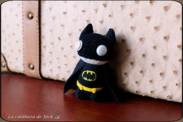 Batman Amigurumi by cristell15