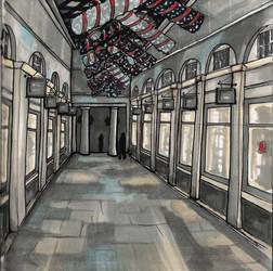 Covent Garden by SiberianLizard