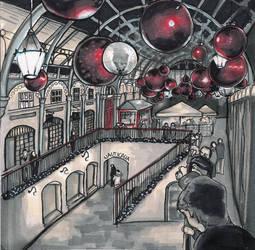 Covent Garden Christmas by SiberianLizard