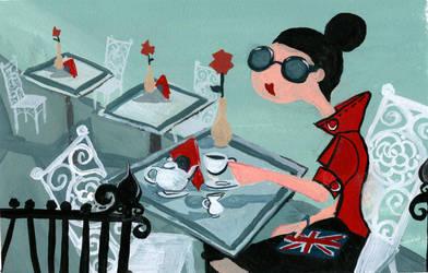 Morning Coffee by SiberianLizard