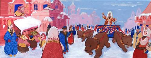 Hidden Celebrations 1 by SiberianLizard