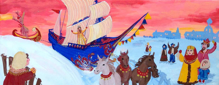 Hidden Celebrations 2 by SiberianLizard