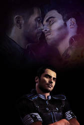 Kaidan Dreams of John by BioticKitten