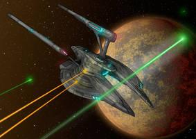 Star Trek: USS Perennial by The-Argonaut