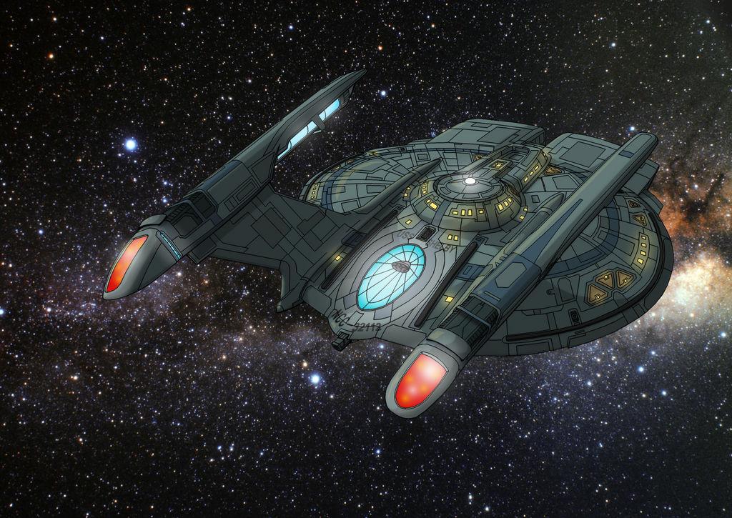 Star Trek: USS Shelby by The-Argonaut