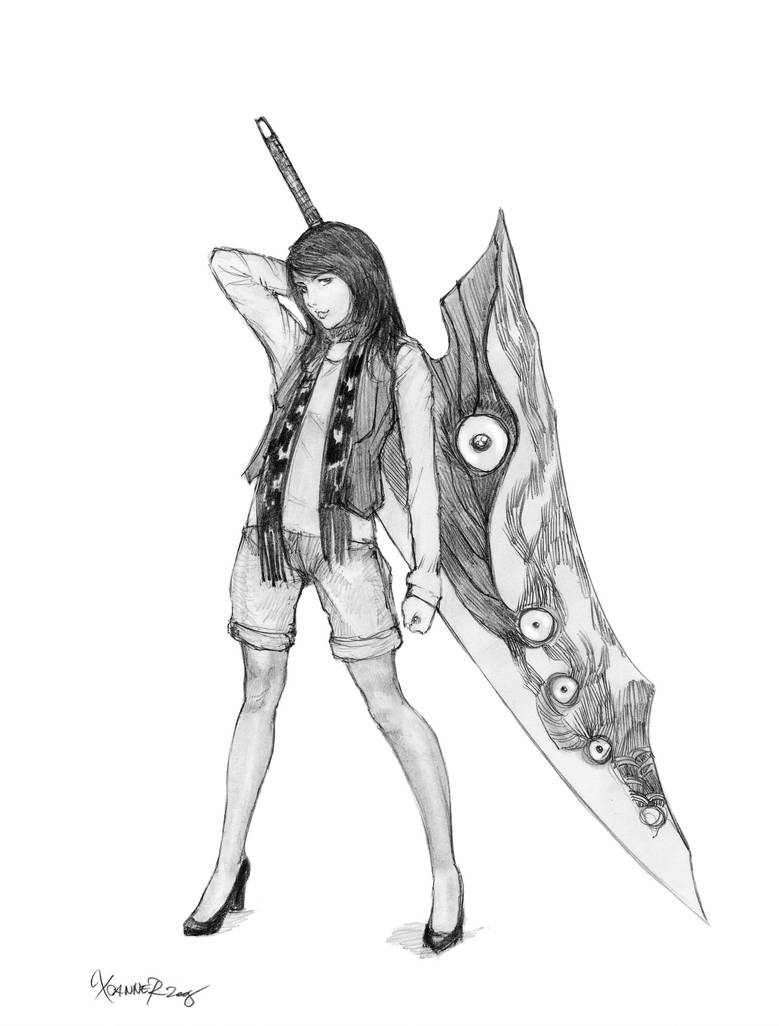 Vivi - Fashion Slayer by xcanner
