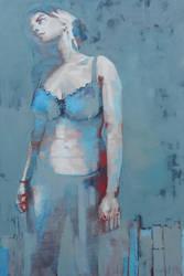 Figure with Greys. by ScottBridgwood