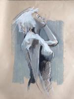 Untitled on paper. by ScottBridgwood