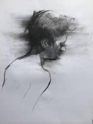 Charcoal sketch  by ScottBridgwood