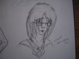 Aidan, headshot by miajaganshi
