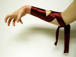 Ribbon Arm Stock12 by NoxieStock