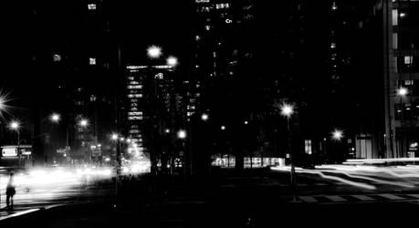 Bright City Lights by itharu