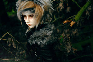 Wolfboy. by Yue-Licious