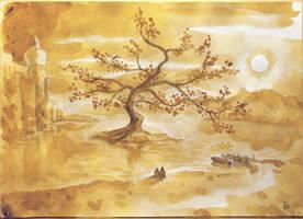 the Tea Tree by Edarneor
