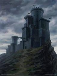Black Rock Castle - Regicide by Edarneor