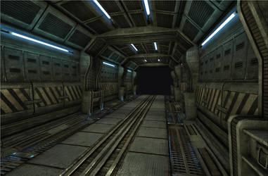 Sci_Fi_corridor by Mellon3D